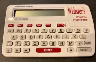 Approved spellcheck device for ISEE At Home via Prometric